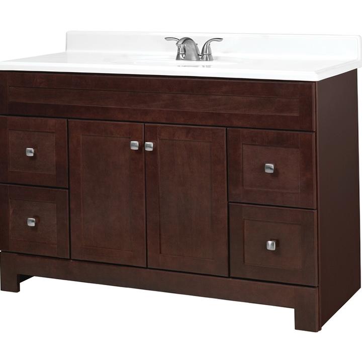 Lowes Bathroom Vanity 48