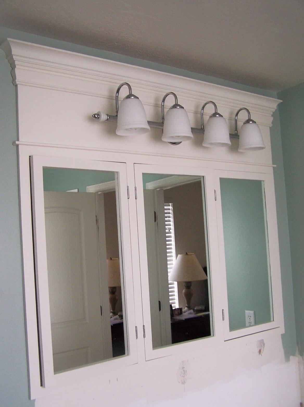 Lowes Medicine Cabinets Lights