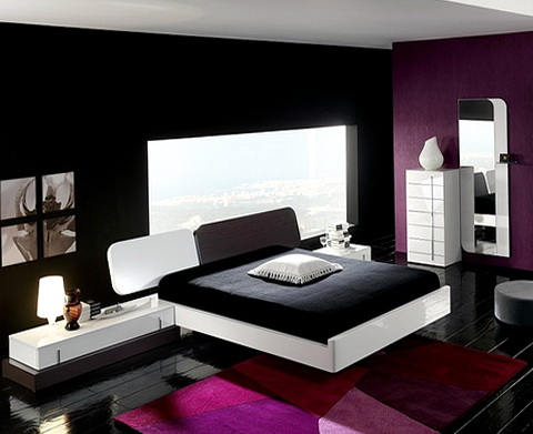Master Bedroom Colors With Black Furniture