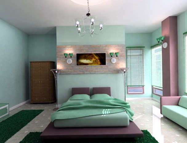 Master Bedroom Decorating Ideas 2012