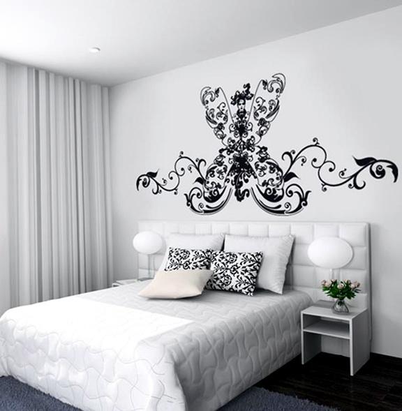 Master Bedroom Wall Decals