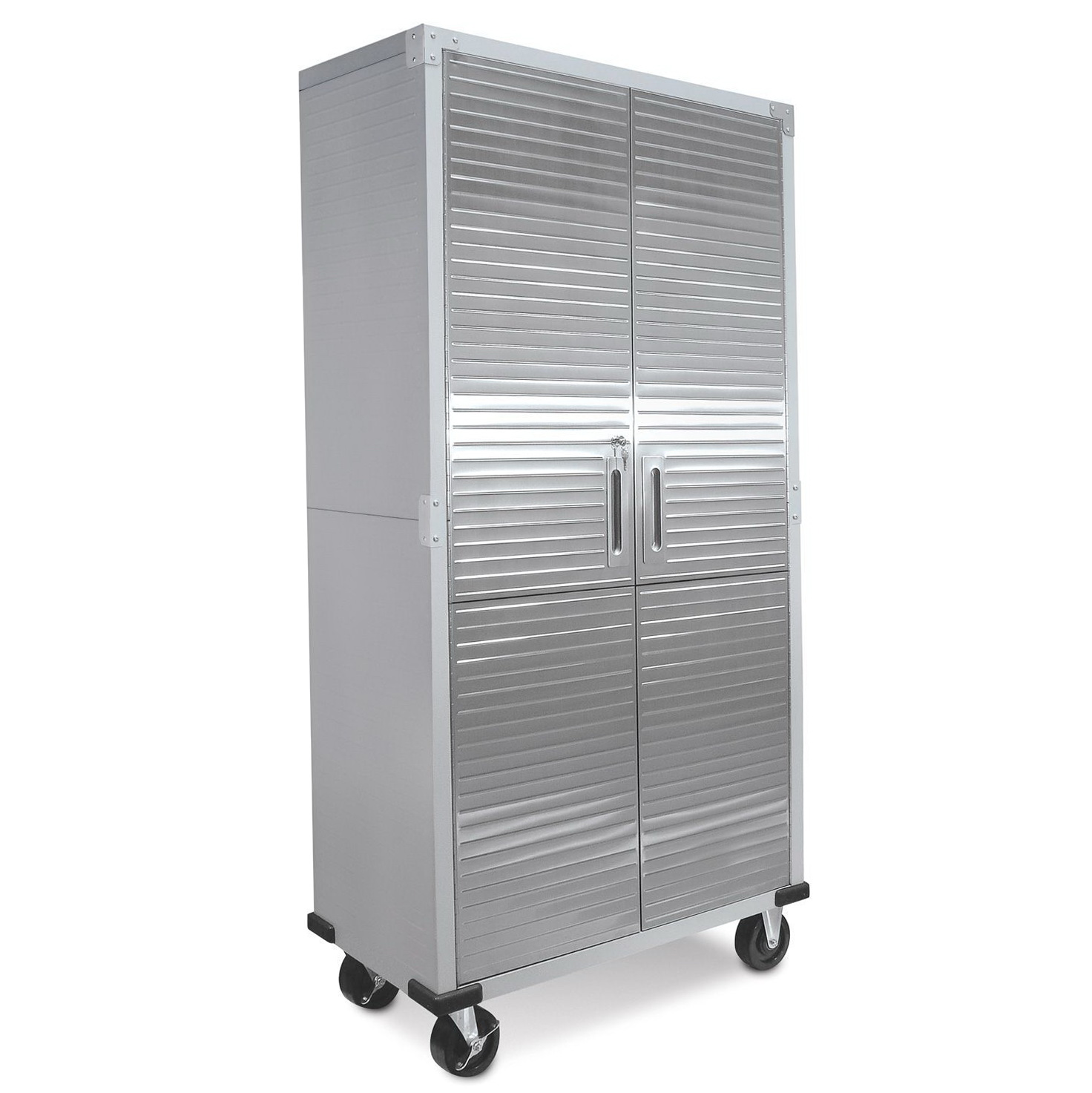 Metal Storage Cabinets On Wheels