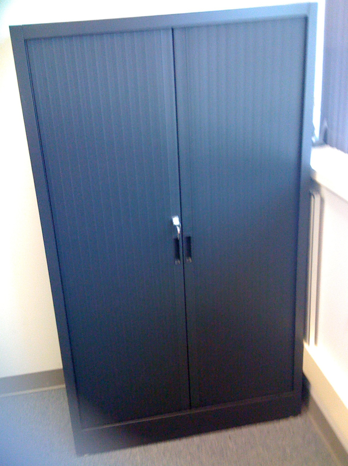 Metal Storage Cabinets With Doors Used