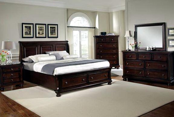 Millennium Ashley Bedroom Furniture