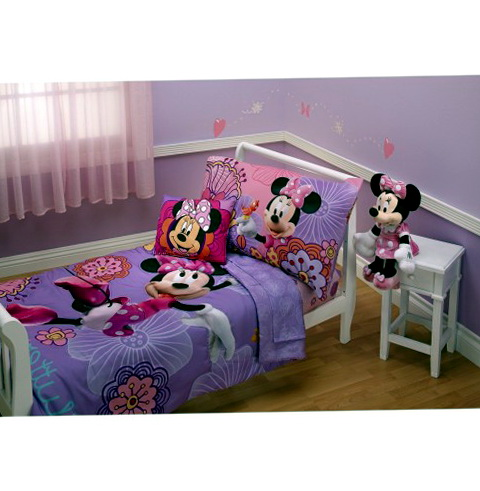 Minnie Mouse Bedroom Decor