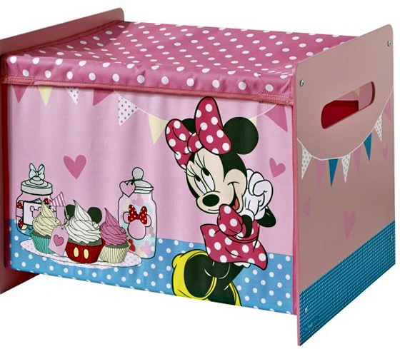 Minnie Mouse Bedroom In A Box