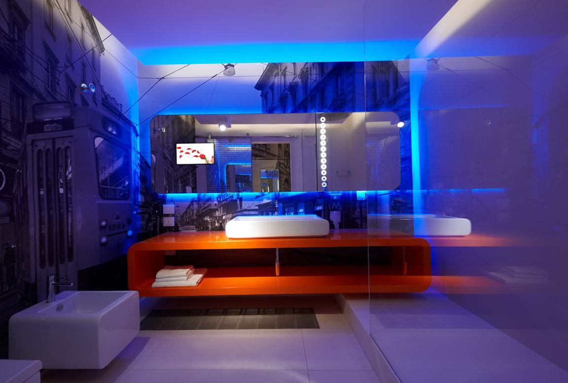 Modern Bathroom Lighting Led