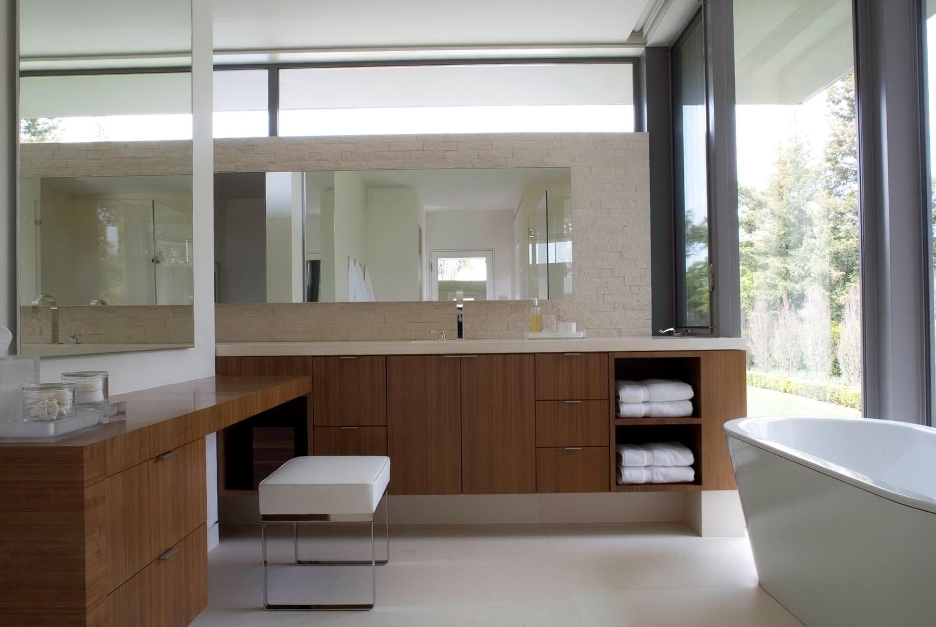 Modern Bathroom Lighting Pinterest