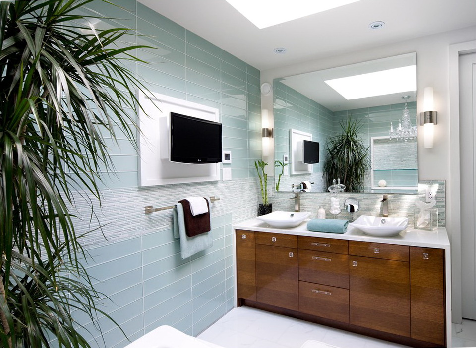 Modern Bathroom Lighting Toronto