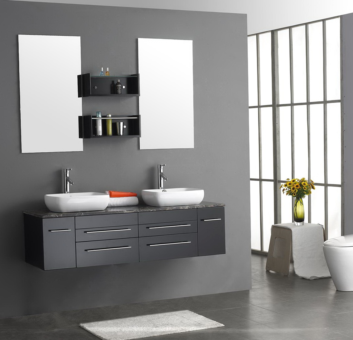 Modern Bathroom Vanities Ideas