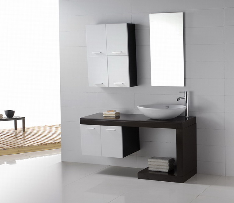 Modern Bathroom Vanities Images