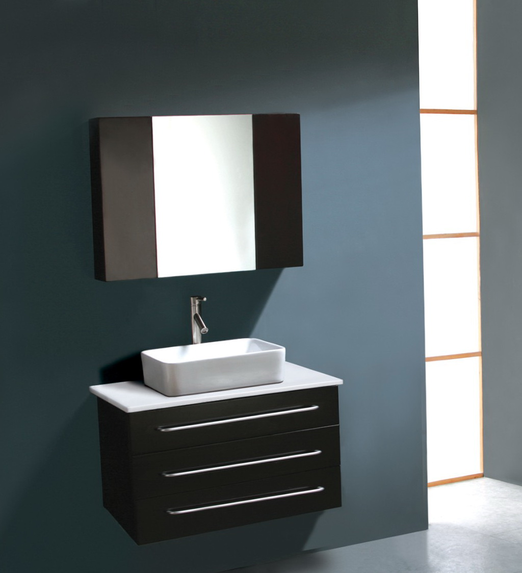 Modern Bathroom Vanity Images