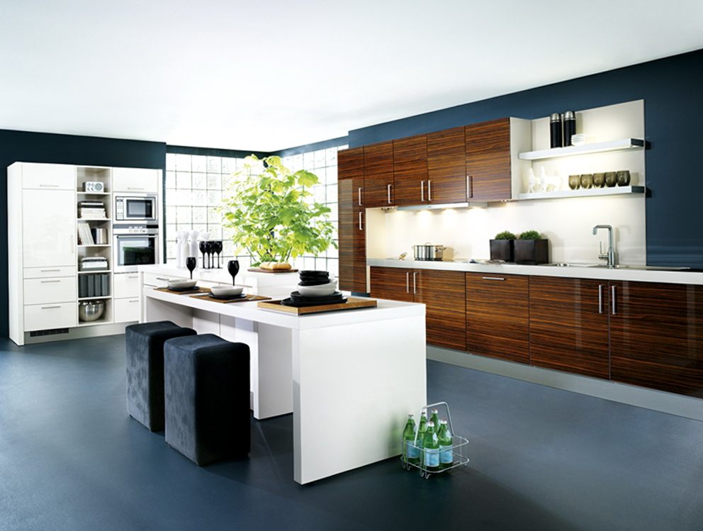 Modern Kitchen Islands Ideas