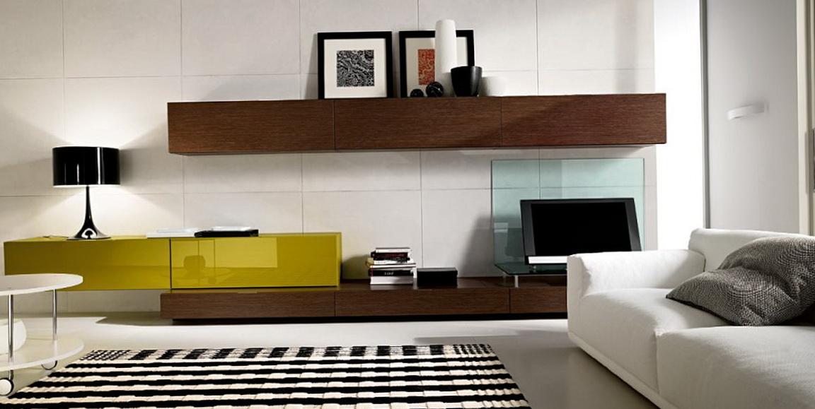 Modern Living Room Cabinets