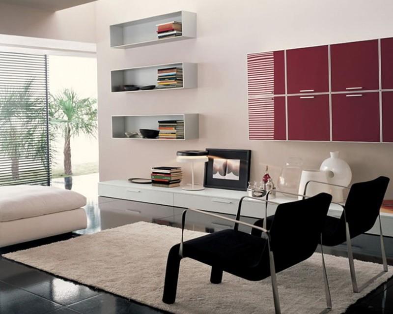 Modern Living Room Furniture Images
