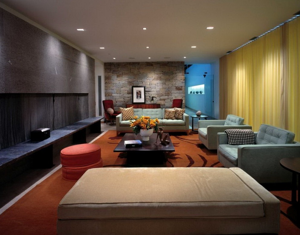 Modern Living Rooms Designs