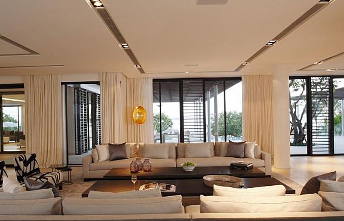 Modern Living Rooms Photos