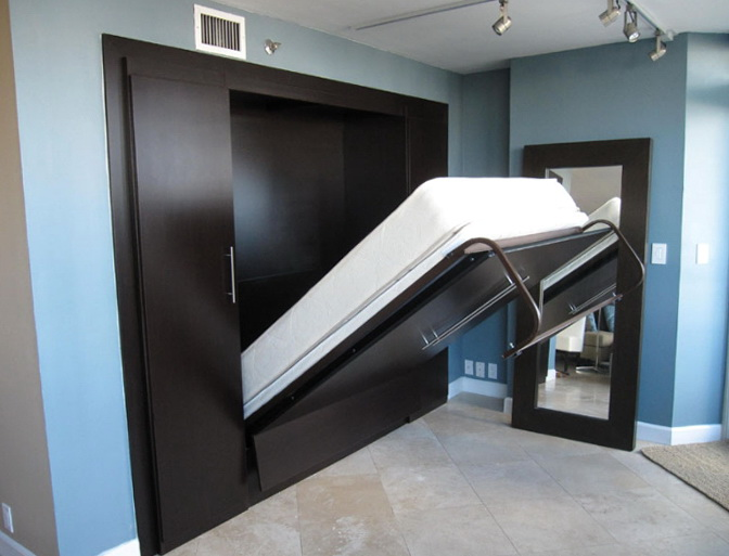 Modern Murphy Bed For Sale