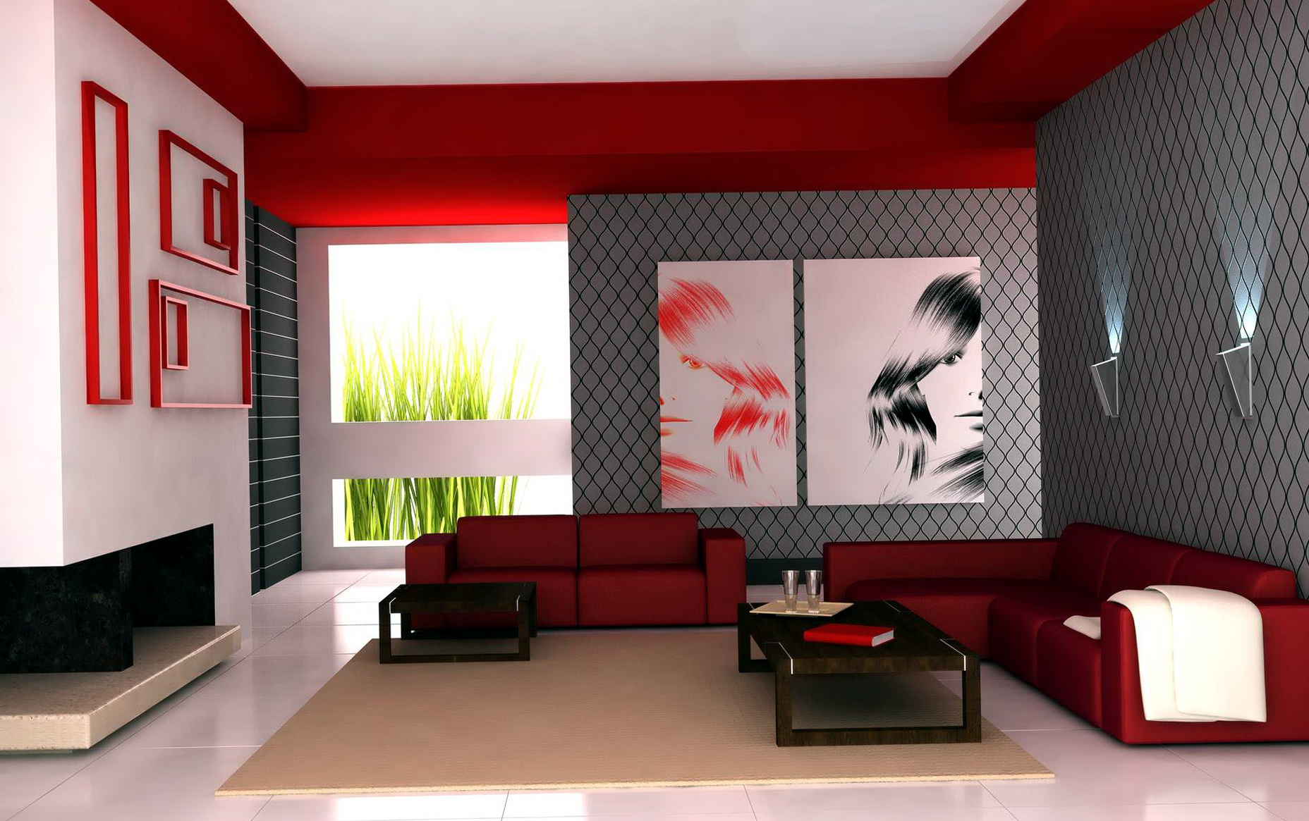 Modern Paint Ideas For Bedrooms