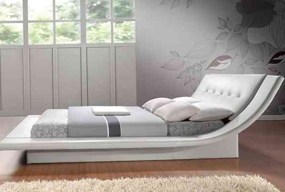 Modern Platform Bed Frames 2
