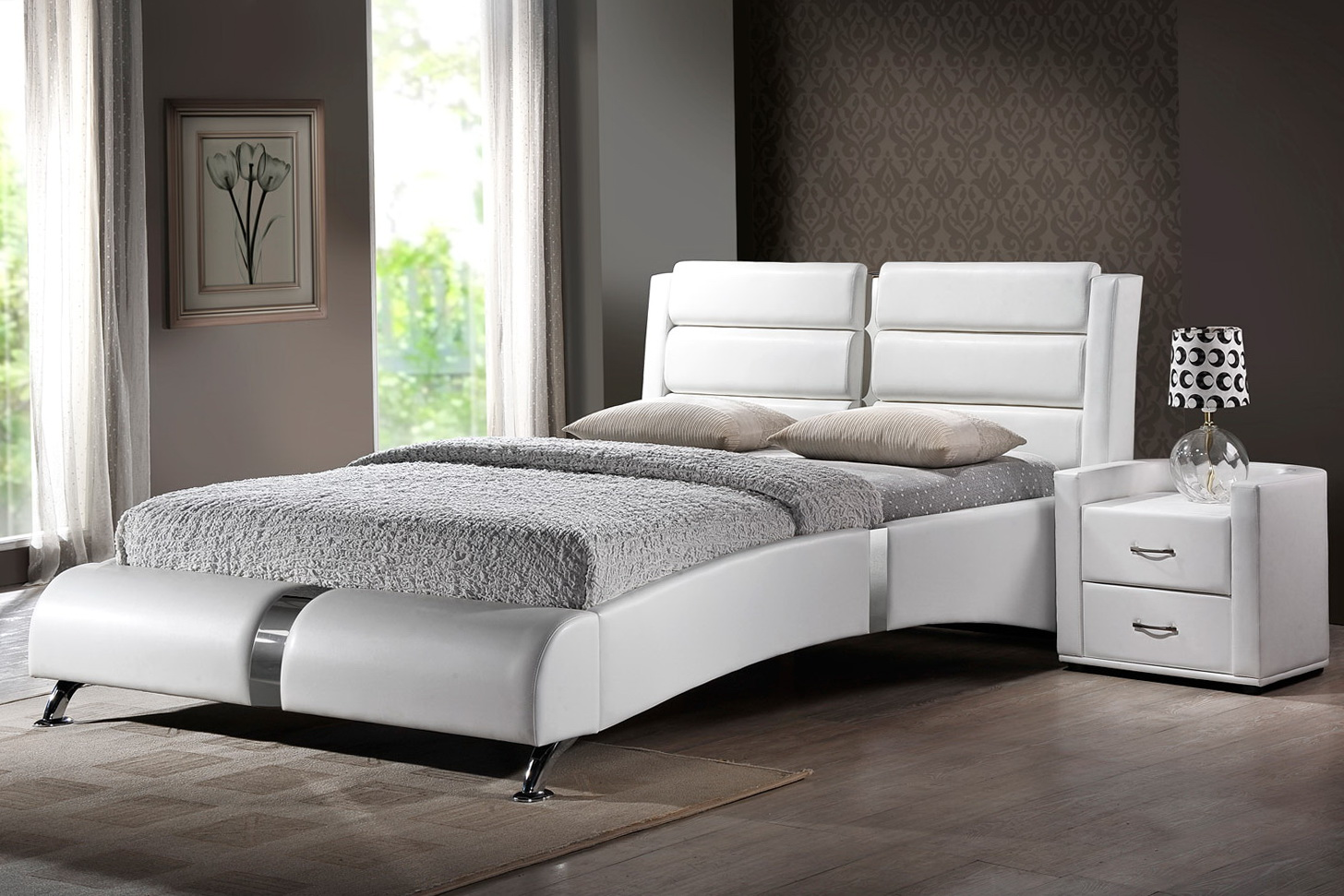 Modern Platform Beds For Sale