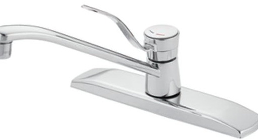 Moen Kitchen Faucet Diagram