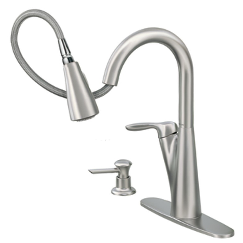 Moen Kitchen Faucet Disassembly