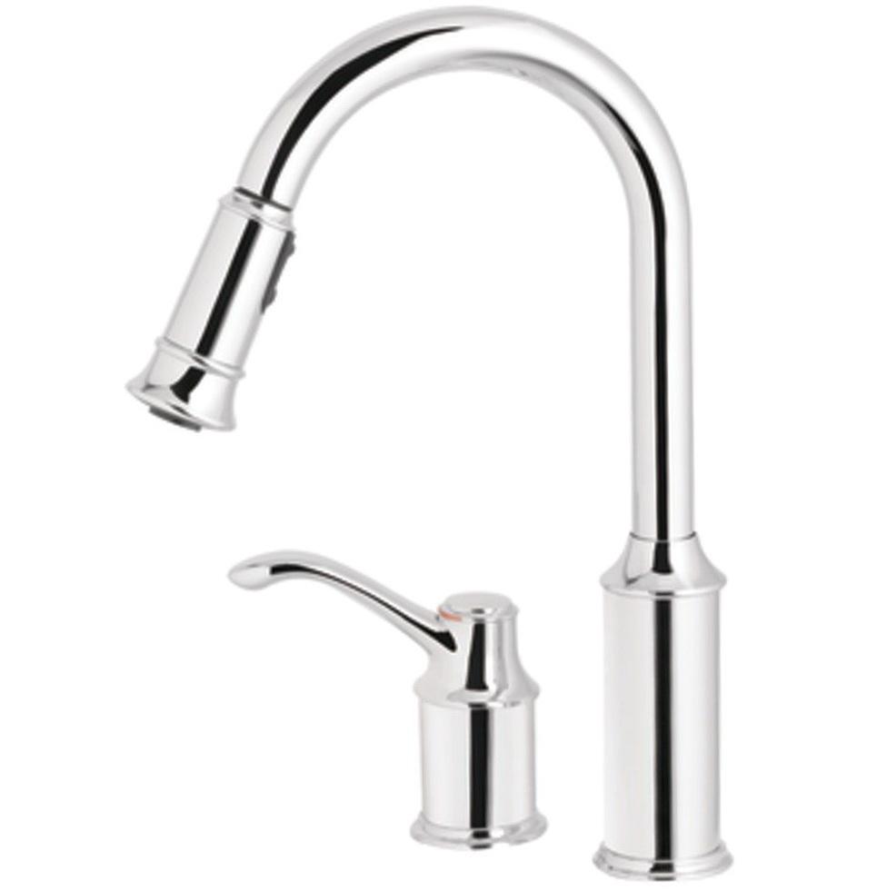 Moen Kitchen Faucets Parts Diagram
