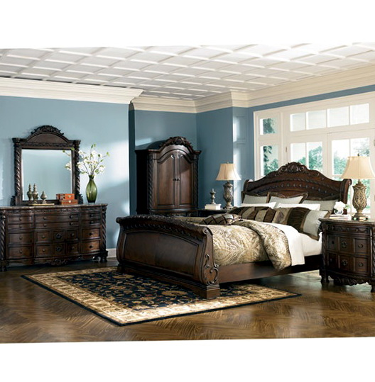 North Shore Bedroom Set Reviews
