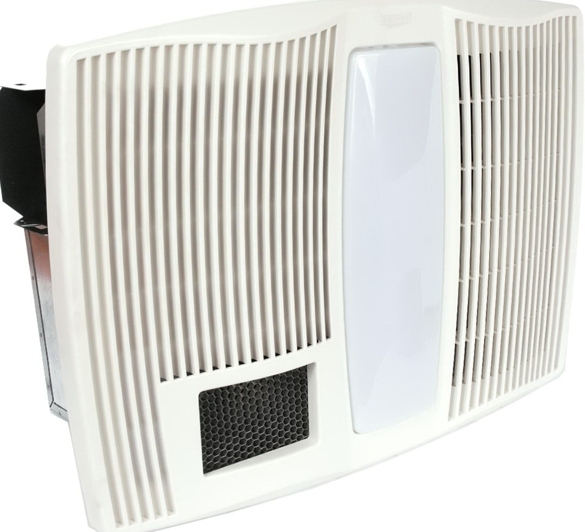 Nutone Bathroom Fan And Heater