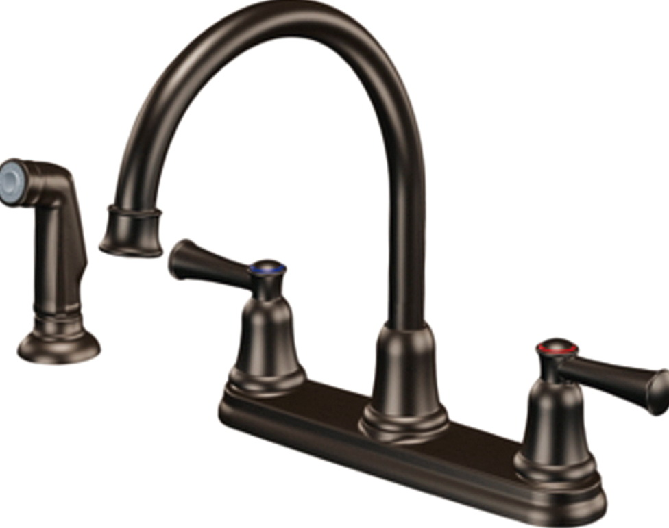 Older Moen Kitchen Faucets