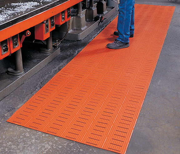 Orange Kitchen Floor Mats