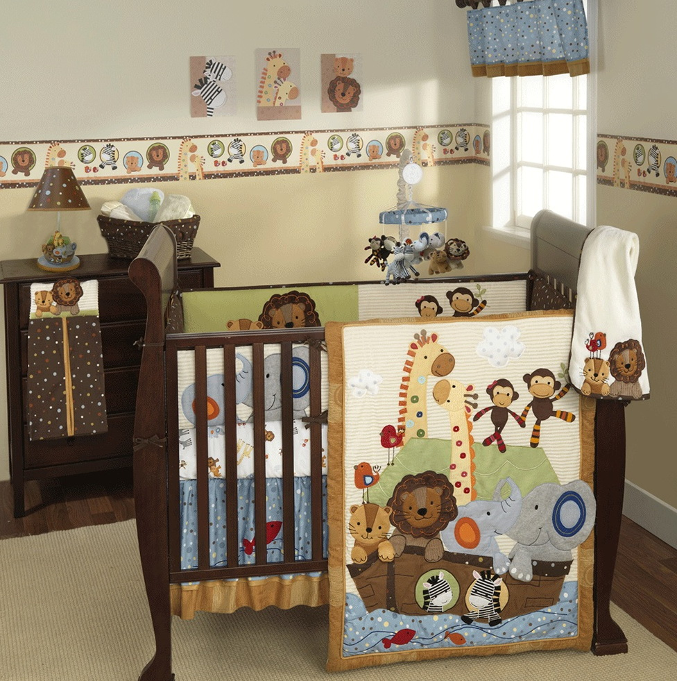 Organic Baby Bedding Crib Sets