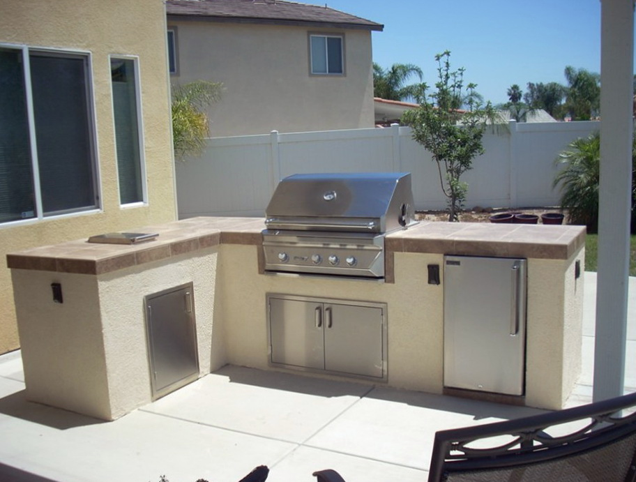 Outdoor Kitchen Appliances Australia