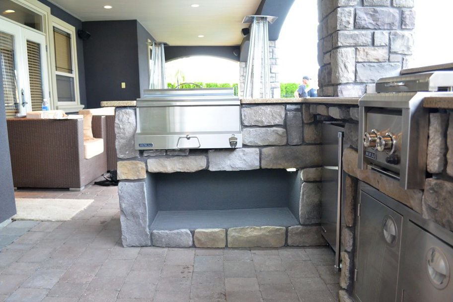Outdoor Kitchen Appliances Canada