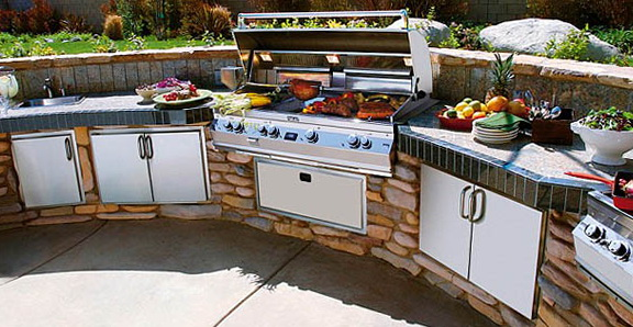 Outdoor Kitchen Kits Prices