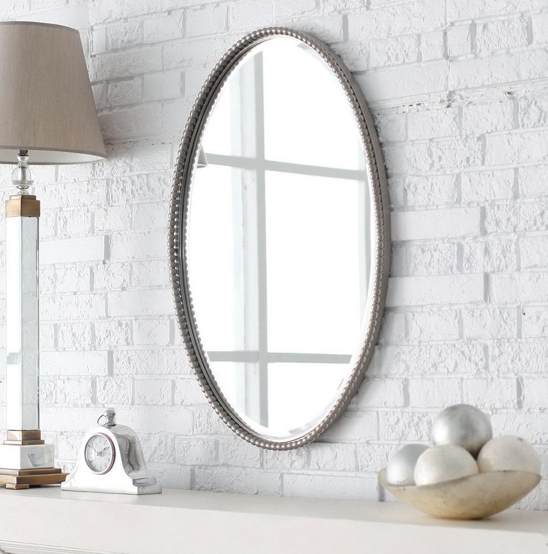 Oval Bathroom Mirror Frames