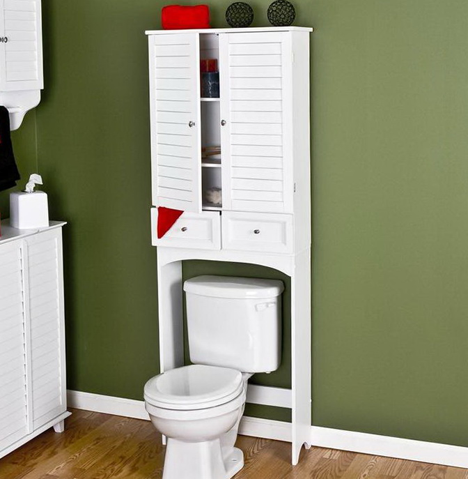 Over Toilet Cabinet Target