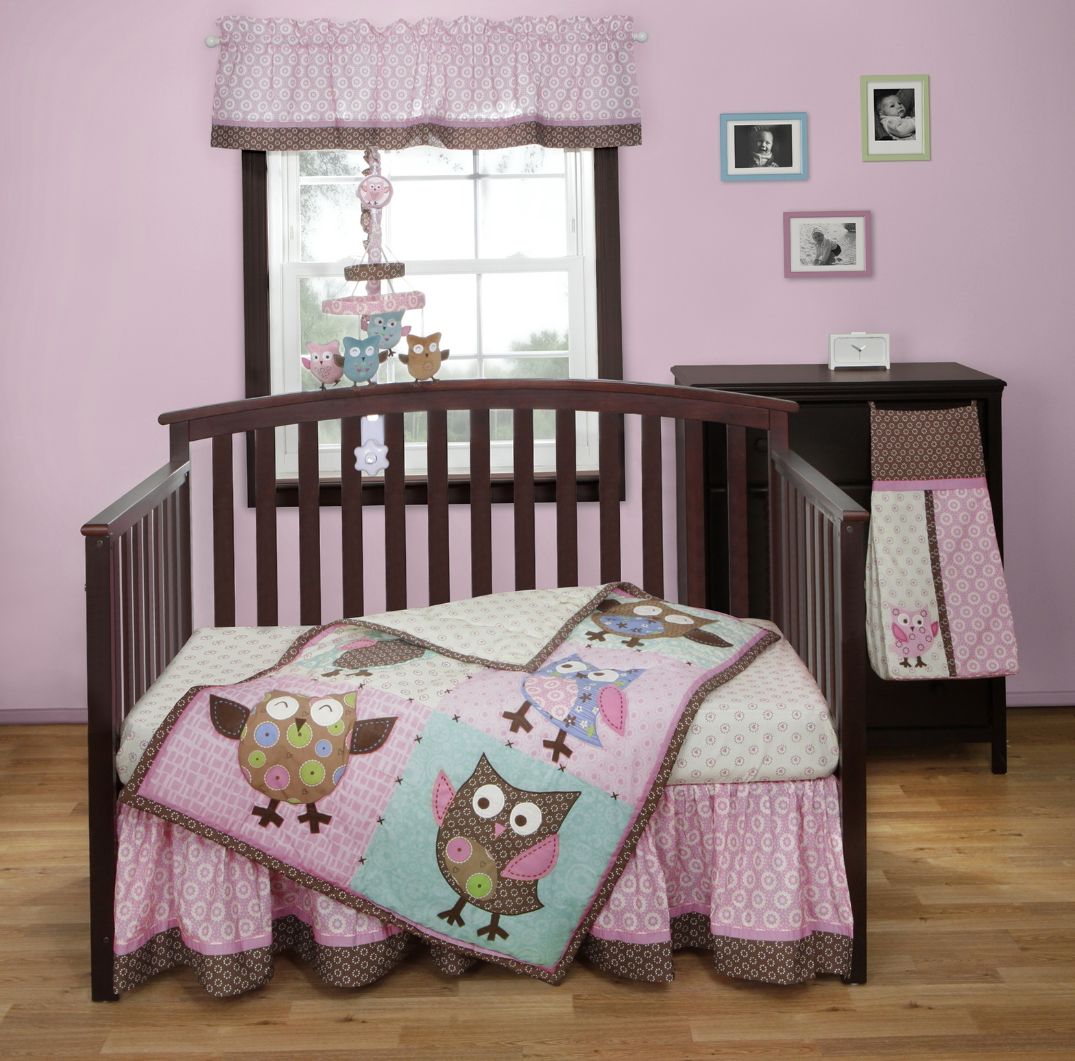 Owl Nursery Bedding Boy