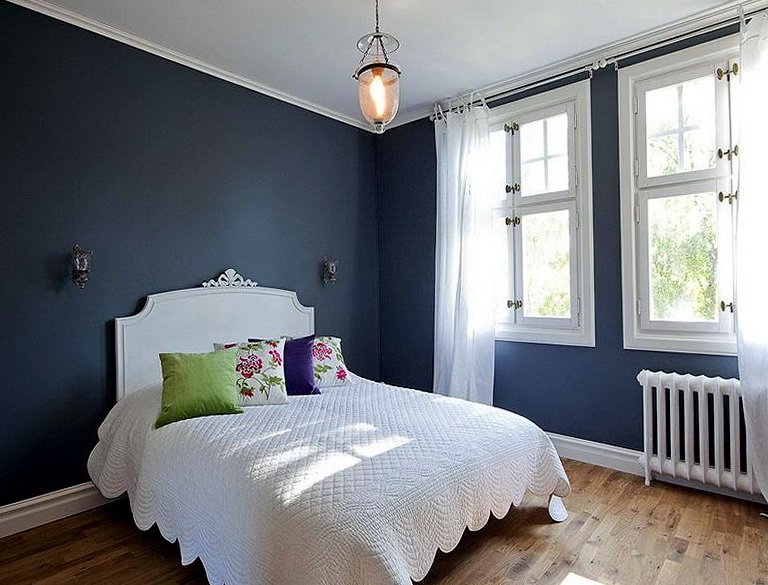 Paint Colors For Bedrooms Gray