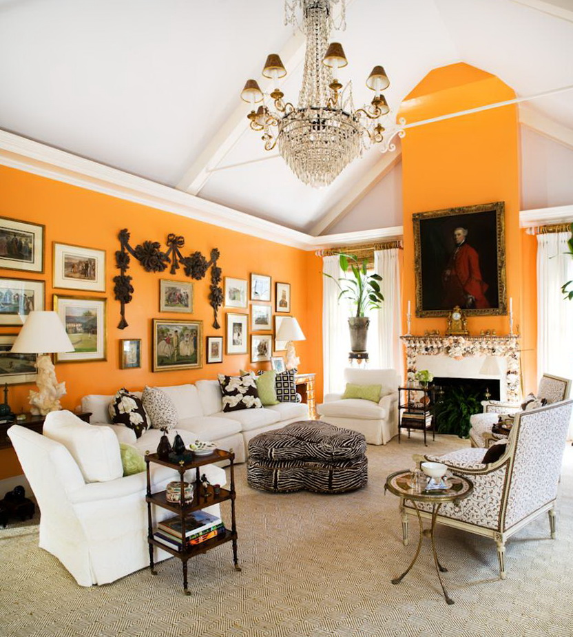 Paint Colors For Living Rooms With Light Furniture