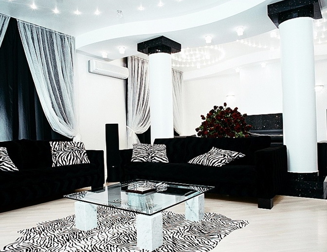 Paint Ideas For Living Room With Black Furniture