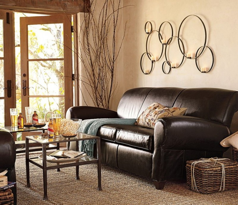 Paint Ideas For Living Room With Brown Furniture