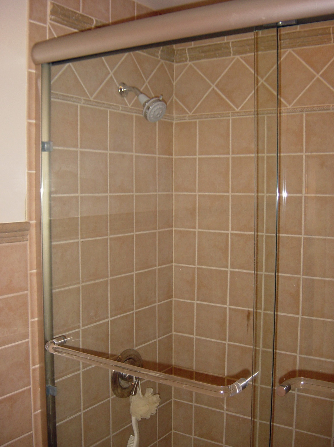 Painting Bathroom Tile In Shower