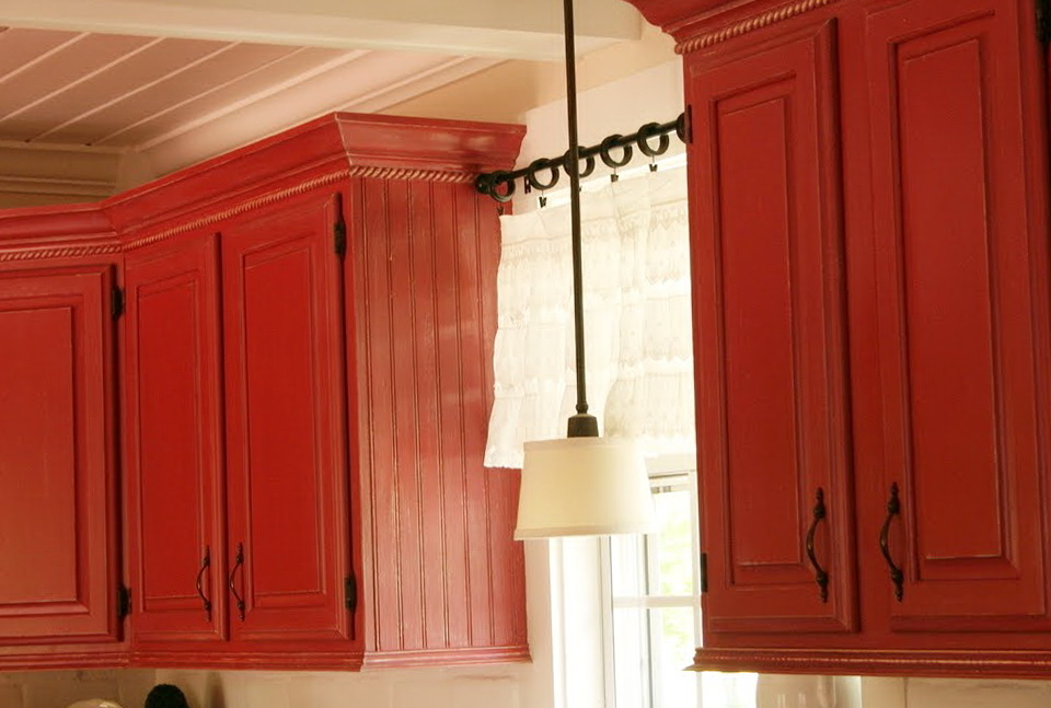 Painting Kitchen Cabinet Doors Only