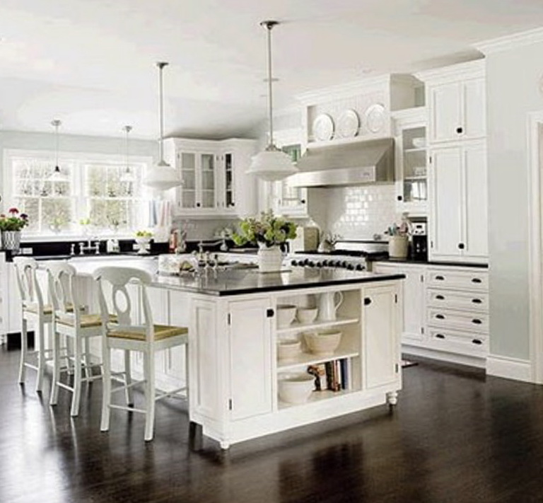 Painting Kitchen Cabinets White