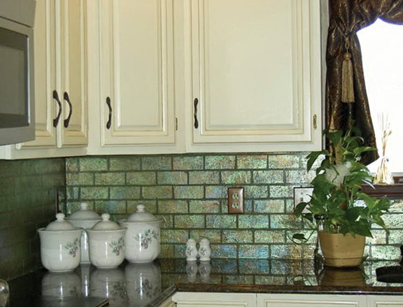 Painting Kitchen Tile Backsplash Ideas
