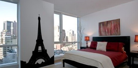 Paris Bedroom Decor Ideas