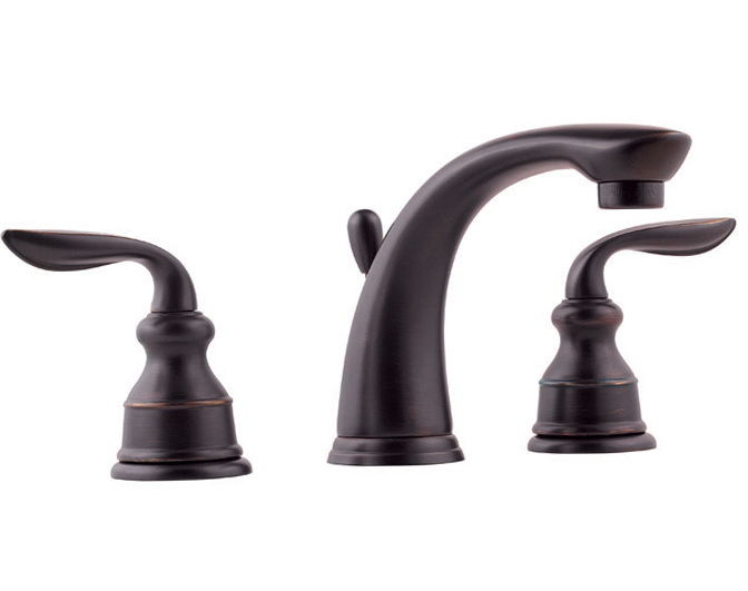 Price Pfister Oil Rubbed Bronze Kitchen Faucet