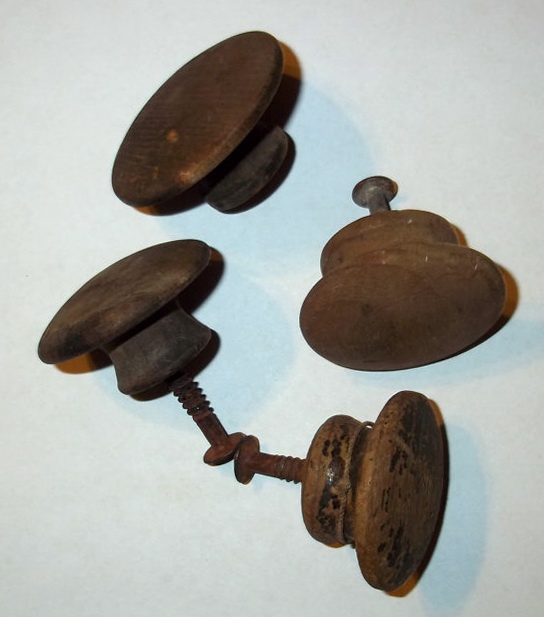 Primitive Cabinet Knobs And Pulls